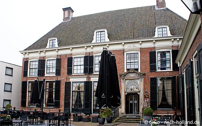 Das Huize van Kasteele, das jetzt ein Hotel beherbergt
