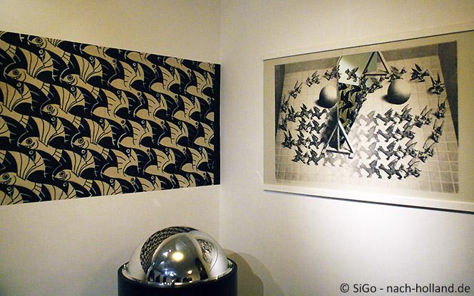 Metamorphosen im Museum Escher in het Paleis