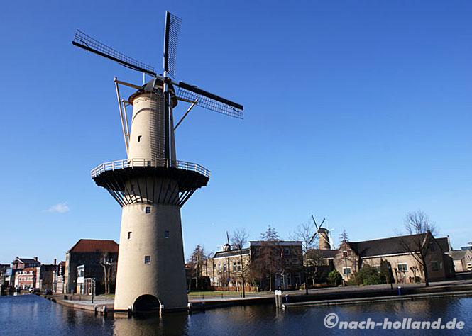 De Kameel., Windmühle in Schiedam
