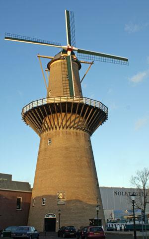 Windmühle De Nolet