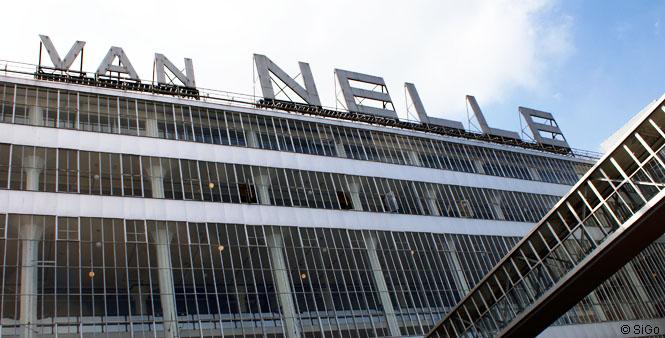 Van Nelle Fabrik in Rotterdam