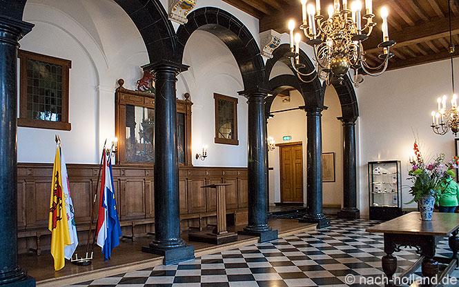 Vermeer Delft Stadhuis