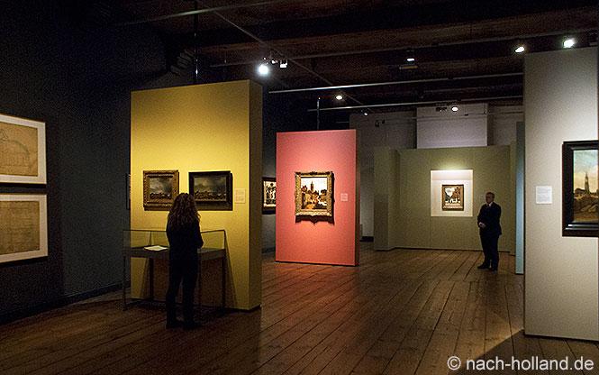 Vermeer Delft Ausstellung