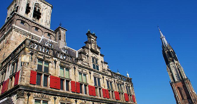 Vermeer Delft