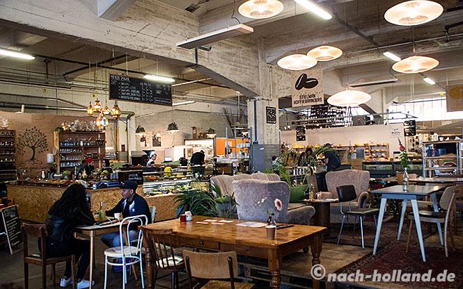 fenix food factory innenraum