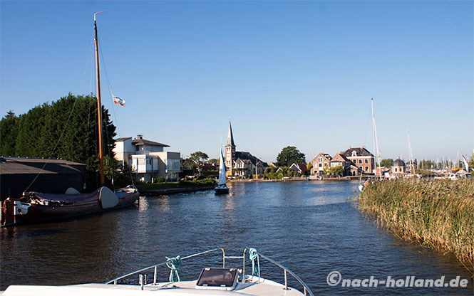 hausboot tour woudsend