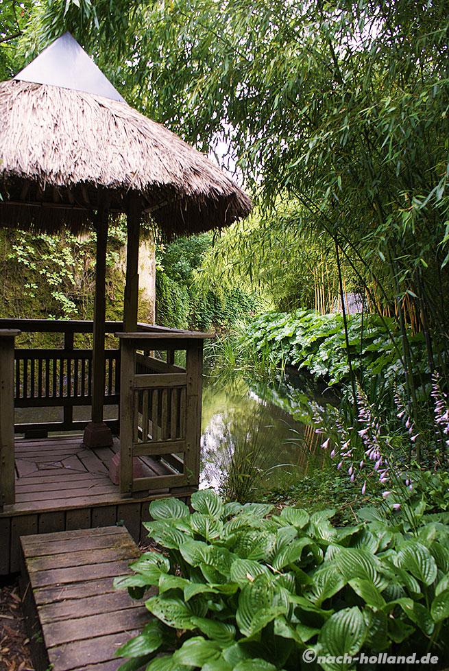 kasteeltuinen bambuswald