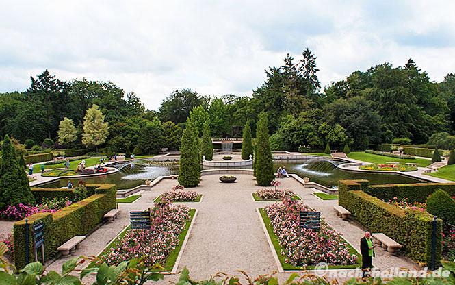 kasteeltuinen barockgarten