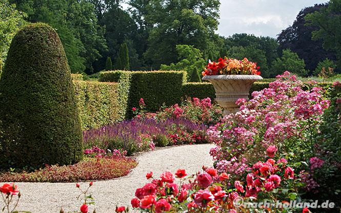 kasteeltuinen rosarium