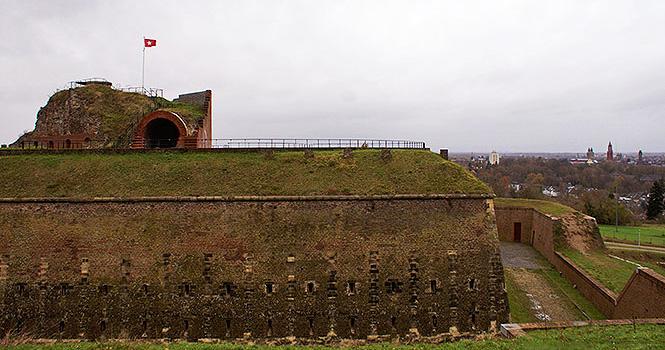 Maastricht vom Sint-Pietersberg