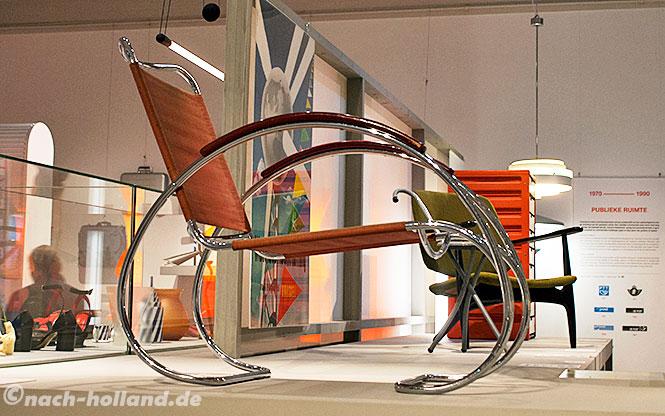 roermond design stahlrohrsessel