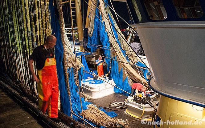 scheveningen fischerboot