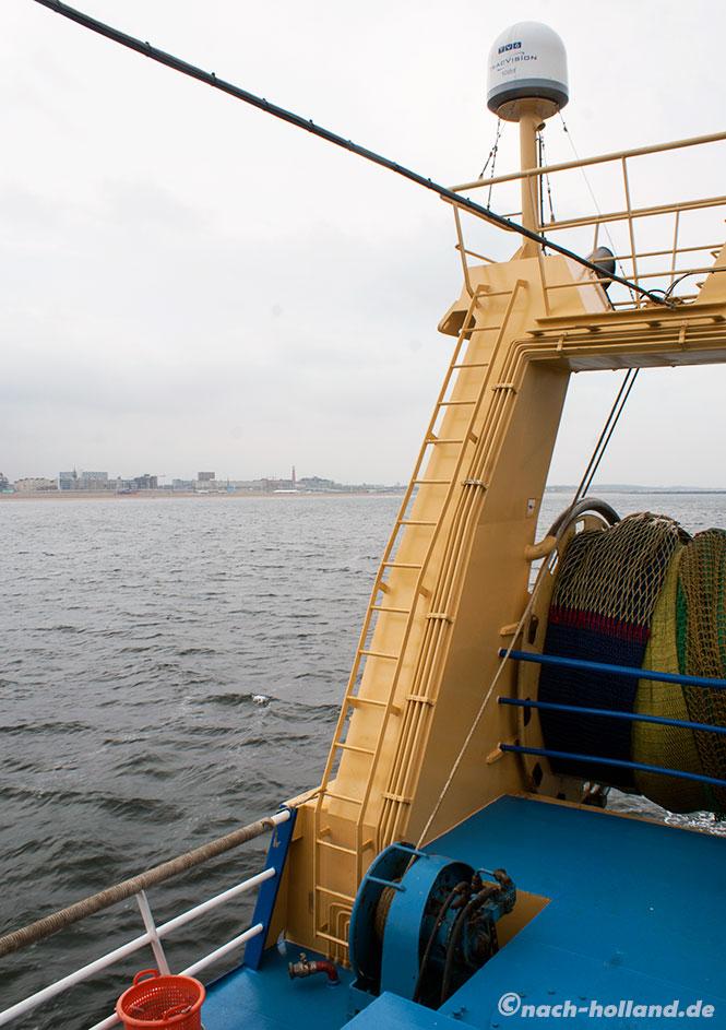 scheveningen schifffahrt