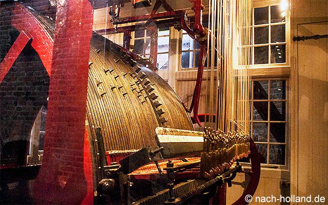 utrecht dom carillon innen