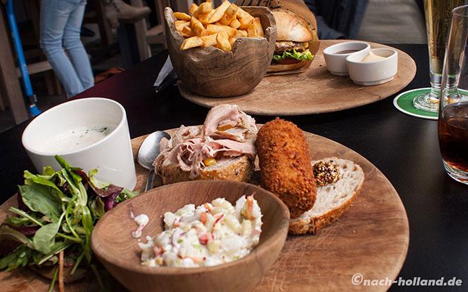 zeeland lunch katoen