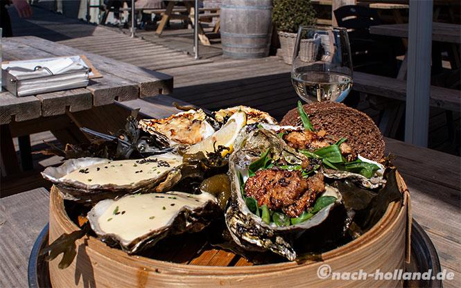 zeeland oesterij austern