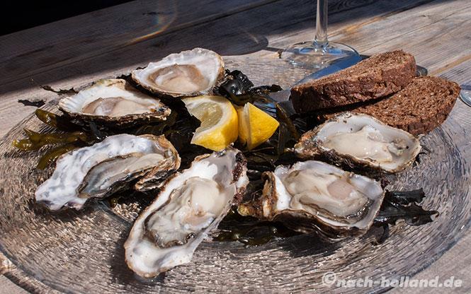 zeeland oesterij rohe austern