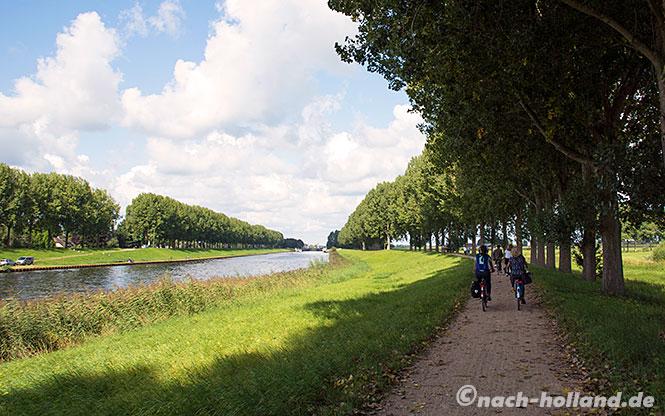 Brabant Radtour Den Bosch - Heuden