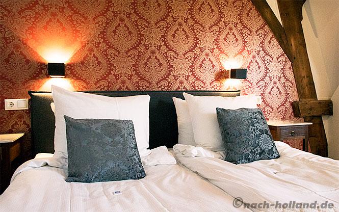 Brabant Radtour denbosch hotelzimmer