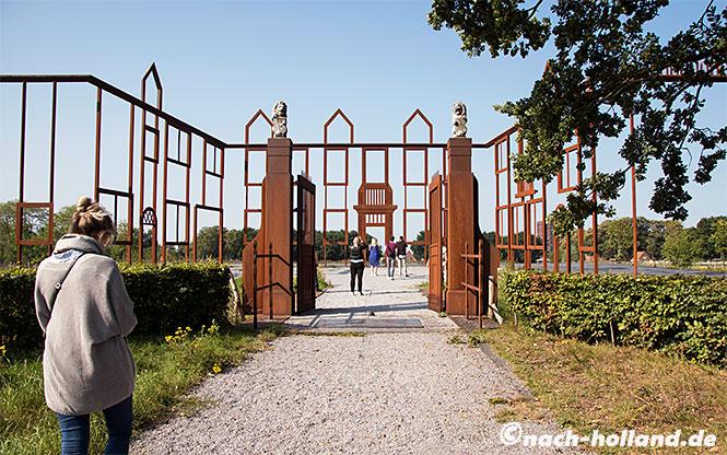 Brabant Radtour moerenburg landschftspark
