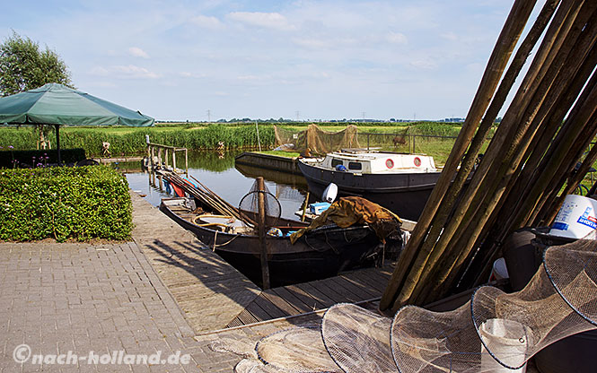 Friesland aalfischerei