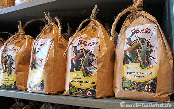 Friesland bio mehl