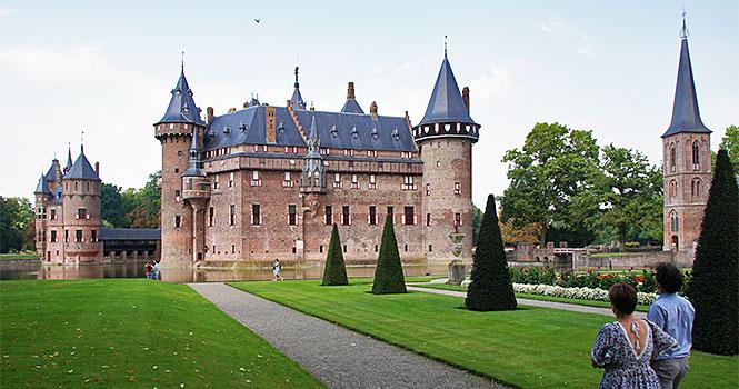 Schloss De Haar bei Utrecht