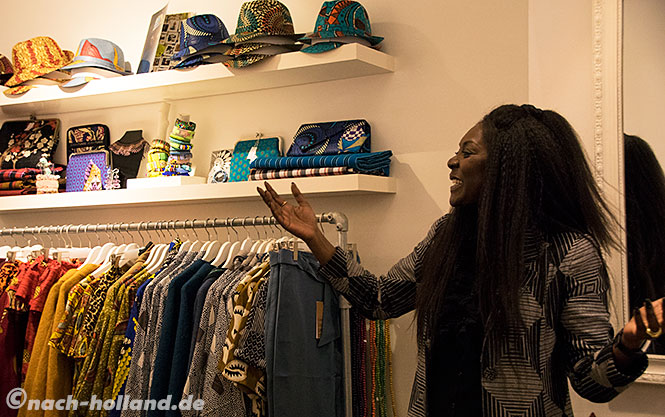 den haag shopping, lady africa