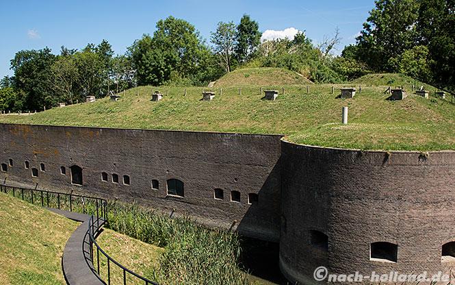 Fort Vechten bei Utrecht