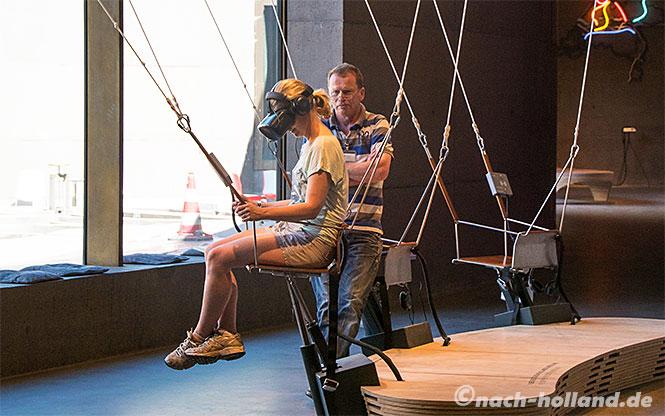 fort vechten utrecht, waterliniemuseum virtual reality
