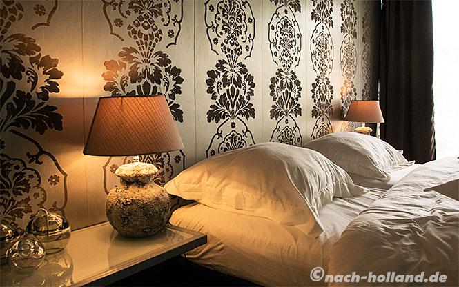gouda appartement de illusie schlafzimmer
