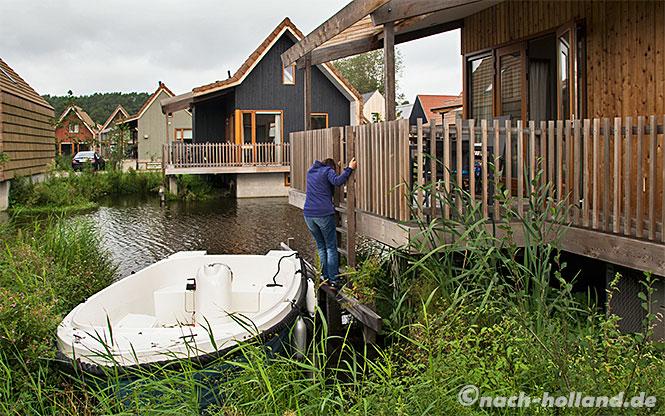 Urlaub mit viel Wasser – Ferienpark Landal Reeuwijkse Plassen