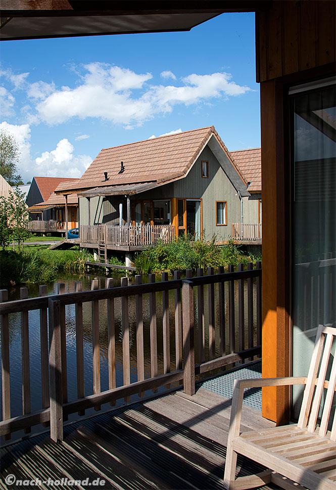 landal reeuwijkse plassen, terrasse
