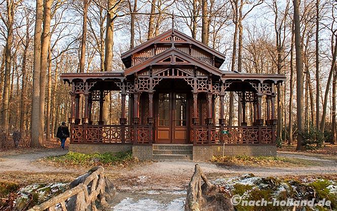 paleis soestdijk pavillon