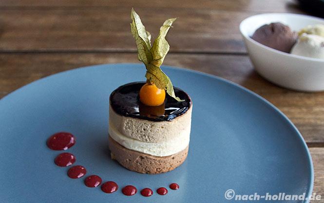 restaurant de kust utrecht,  dessert