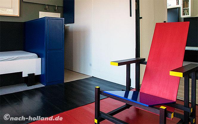Gerrit Rietveld Spurensuche In Utrecht
