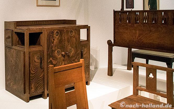 rietveld traditionelle möbel