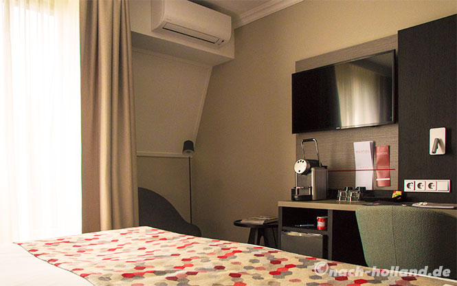 zwolle, hotel wientjes  - zimmer