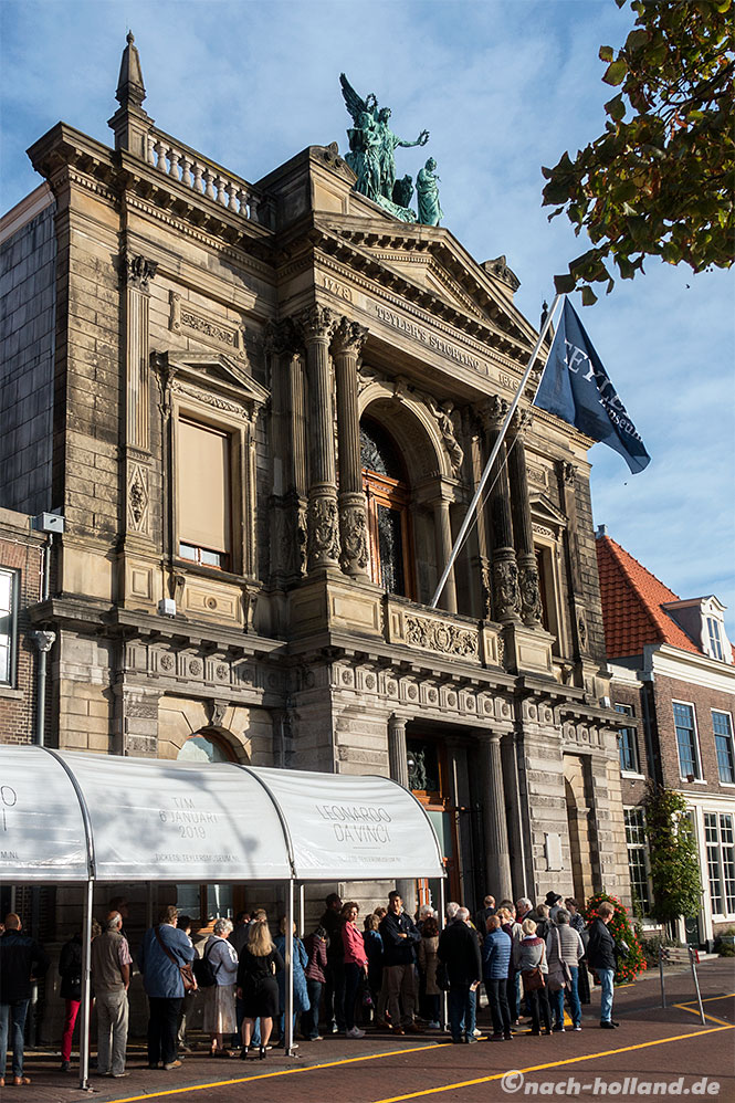 haarlem teyler museum