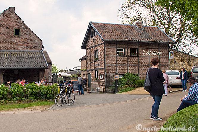 landal waufsberg bakhuis