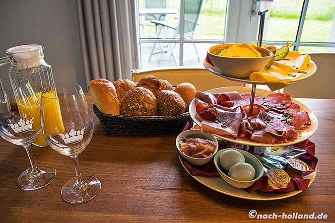 landal waufsberg frühstück