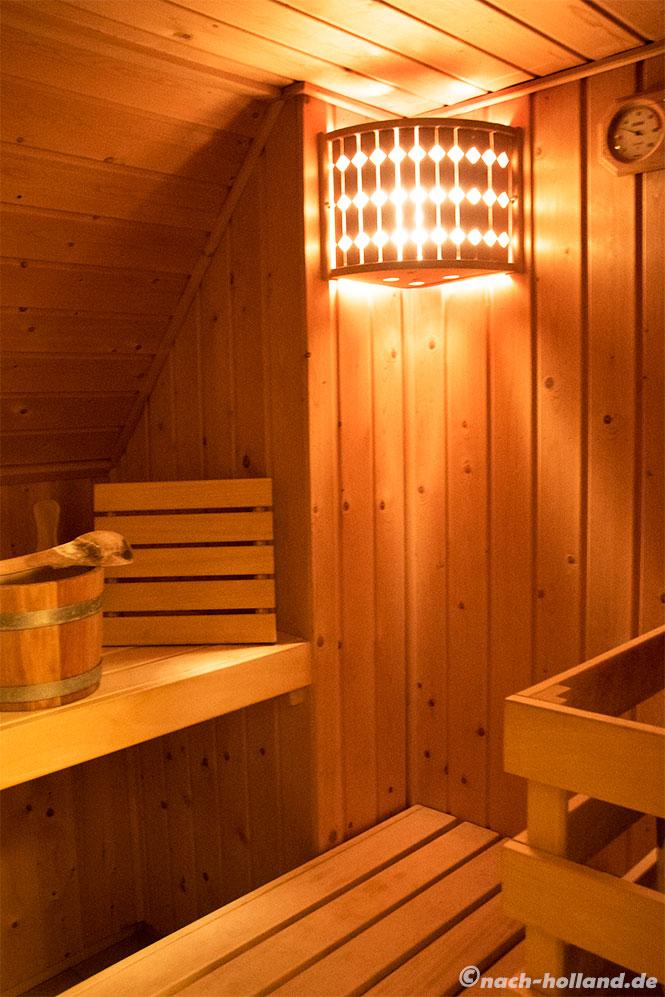 ferienpark roompot bad bentheim -  sauna