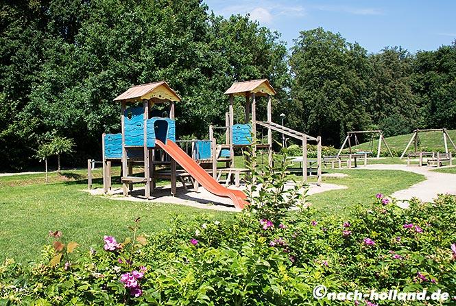 ferienpark roompot bad bentheim - spielplatz