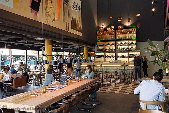 haarlem, restaurant vooges centraal