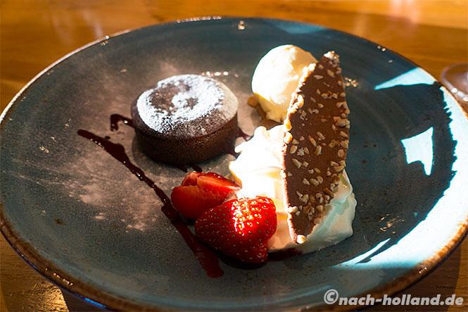 hup hotel dessert
