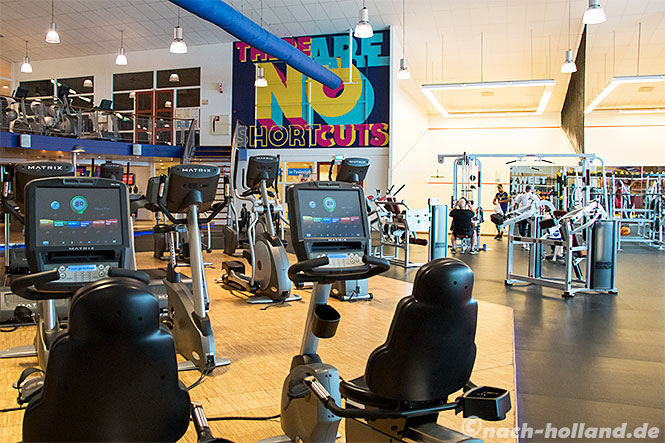 hup hotel fitness