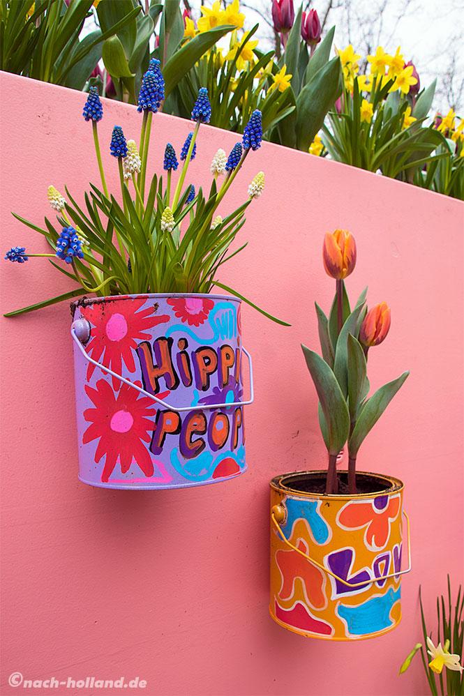 keukenhof flower power