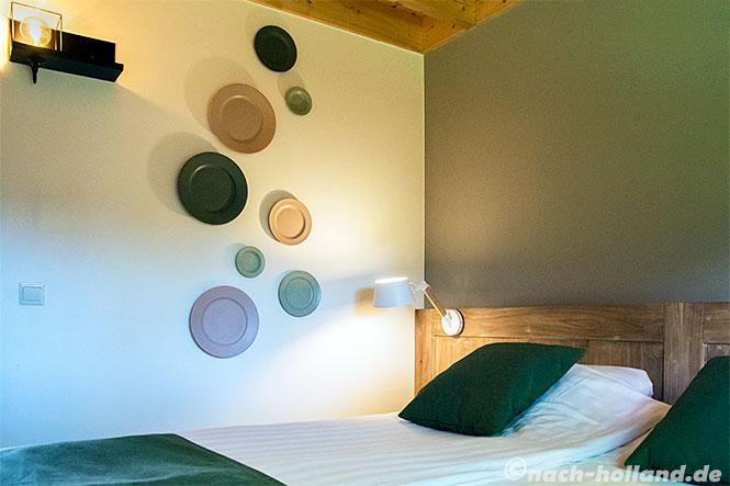 landal orveltermarke, ferienhaus schlafzimmer