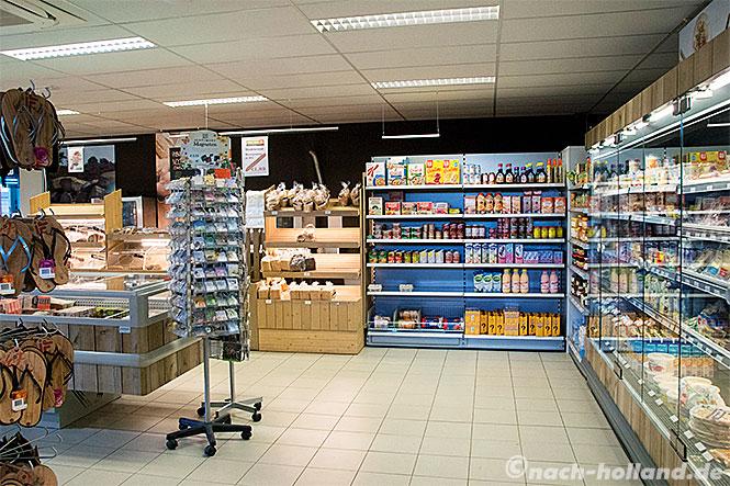 landal orveltermarke, supermarkt