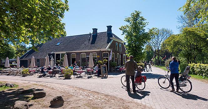 Museumsdorf Orvelte in Drenthe